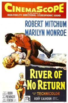 Best Western Movies of 1954 : River of No Return
