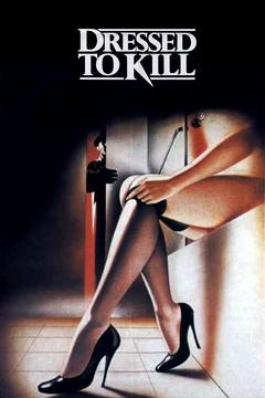 Best Thriller Movies of 1980 : Dressed to Kill