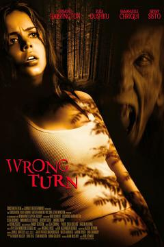 Best Horror Movies of 2003 : Wrong Turn