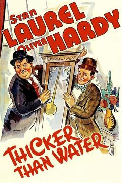 Best Movies of 1935 : Thicker Than Water
