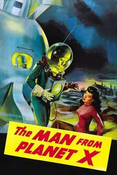 Best Science Fiction Movies of 1951 : The Man from Planet X