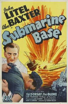 Best Action Movies of 1943 : Submarine Base
