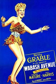 Best Music Movies of 1950 : Wabash Avenue