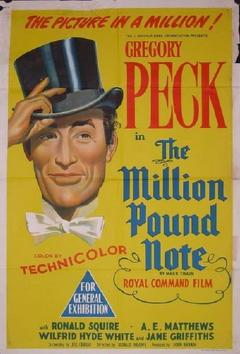 Best Comedy Movies of 1954 : The Million Pound Note