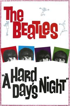 Best Music Movies of 1964 : A Hard Day's Night