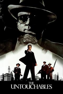 Best Thriller Movies of 1987 : The Untouchables