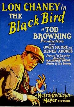 Best Crime Movies of 1926 : The Blackbird