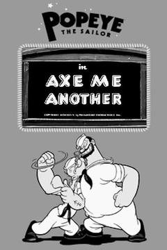 Best Animation Movies of 1934 : Axe Me Another