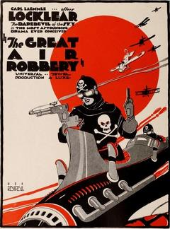 Best Adventure Movies of 1919 : The Great Air Robbery