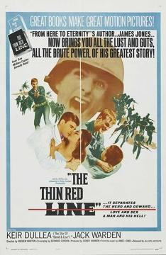 Best War Movies of 1964 : The Thin Red Line