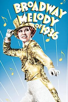 Best Romance Movies of 1935 : Broadway Melody of 1936