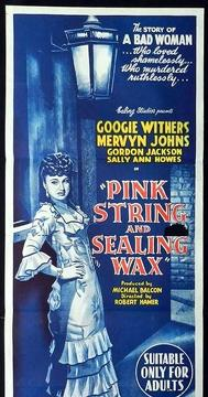 Best Crime Movies of 1945 : Pink String and Sealing Wax