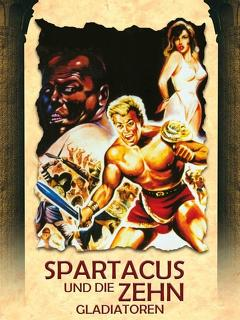 Best History Movies of 1964 : Spartacus and the Ten Gladiators