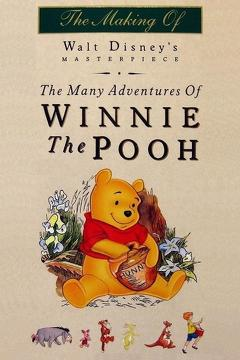Best Animation Movies of 2002 : The Many Adventures of Winnie the Pooh: The Story Behind the Masterpiece