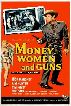 Best Mystery Movies of 1958 : Money, Women and Guns