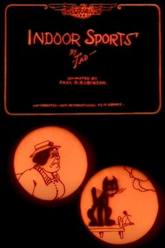 Best Animation Movies of 1920 : Indoor Sports by Tad
