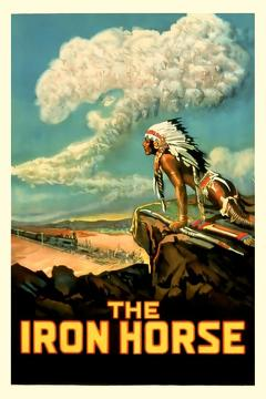 Best Western Movies of 1924 : The Iron Horse