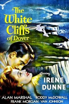 Best War Movies of 1944 : The White Cliffs of Dover