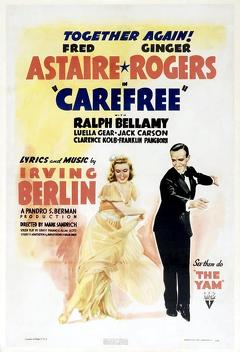 Best Comedy Movies of 1938 : Carefree