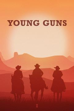 Best Crime Movies of 1988 : Young Guns