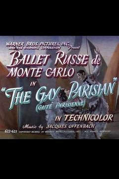 Best Music Movies of 1942 : The Gay Parisian