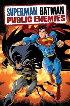 Best Action Movies of 2009 : Superman/Batman: Public Enemies