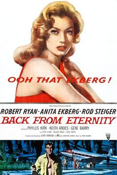 Best Adventure Movies of 1956 : Back from Eternity