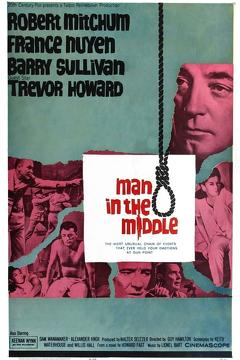 Best War Movies of 1963 : Man in the Middle