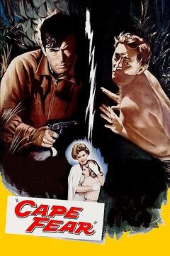 Best Thriller Movies of 1962 : Cape Fear