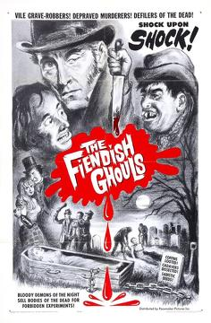 Best Horror Movies of 1960 : The Flesh and the Fiends