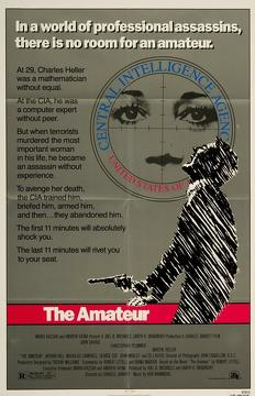 Best Crime Movies of 1981 : The Amateur