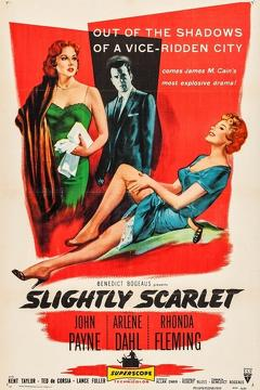 Best Action Movies of 1956 : Slightly Scarlet