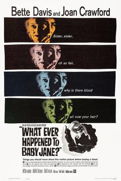 Best Thriller Movies of 1962 : What Ever Happened to Baby Jane?