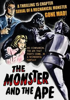 Best Science Fiction Movies of 1945 : The Monster and the Ape