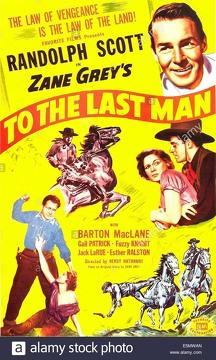 Best Western Movies of 1933 : To the Last Man