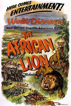 Best Family Movies of 1955 : The African Lion