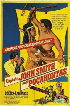 Best History Movies of 1953 : Captain John Smith and Pocahontas