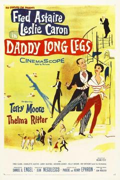 Best Music Movies of 1955 : Daddy Long Legs