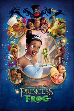 Best Family Movies of 2009 : The Princess and the Frog