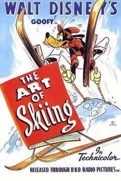 Best Animation Movies of 1941 : The Art of Skiing