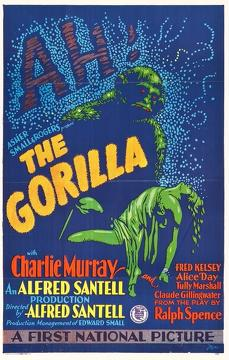 Best Horror Movies of 1927 : The Gorilla