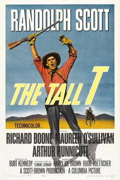 Best Western Movies of 1957 : The Tall T