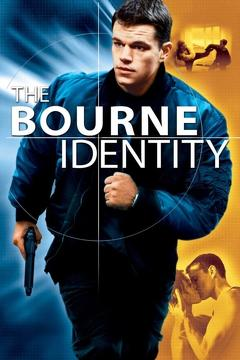 Best Mystery Movies of 2002 : The Bourne Identity