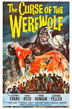 Best Horror Movies of 1961 : The Curse of the Werewolf