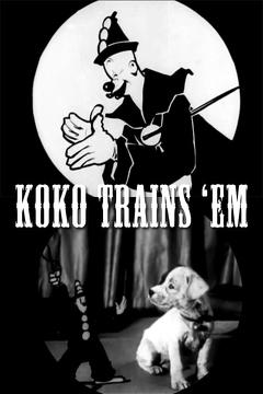 Best Animation Movies of 1925 : Koko Trains 'Em