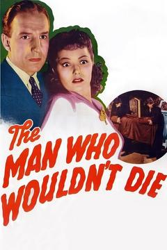 Best Crime Movies of 1942 : The Man Who Wouldn't Die