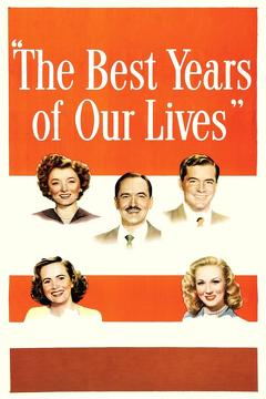 Best Drama Movies of 1946 : The Best Years of Our Lives