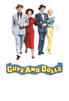 Best Comedy Movies of 1955 : Guys and Dolls