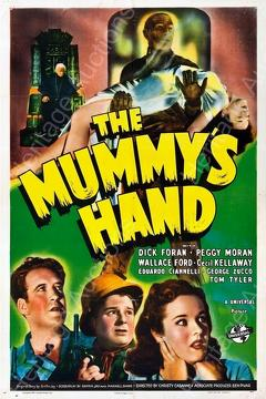 Best Fantasy Movies of 1940 : The Mummy's Hand