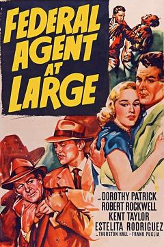 Best Crime Movies of 1950 : Federal Agent at Large
